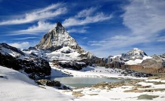 Zermatt et le Matterhorn