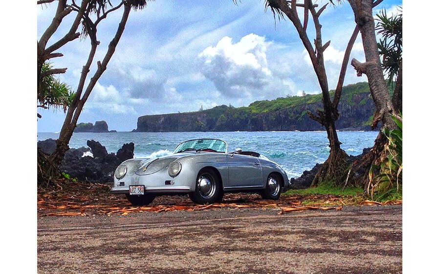 Al volante della vostra auto da collezione