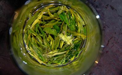 Les saveurs du thé Longjing, Meijiawu