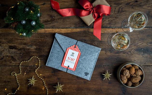 18 coffrets cadeaux délicieux