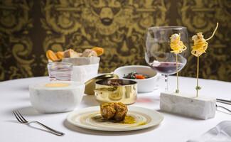 Relais & Châteaux Restaurant Quadri