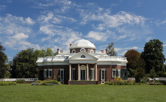 Les résidences des Présidents, Charlotesville