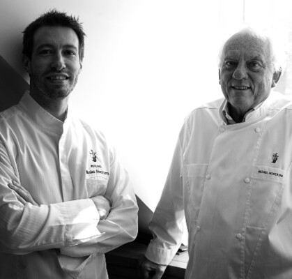 Michel Rostang and Nicolas Beaumann
