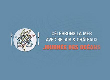 Relais & Châteaux célèbre la journée internationale des océans
