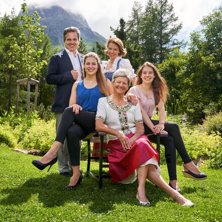 Familie Moosbrugger