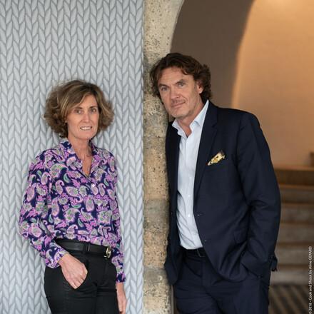 Valérie et Fabien Piacentino