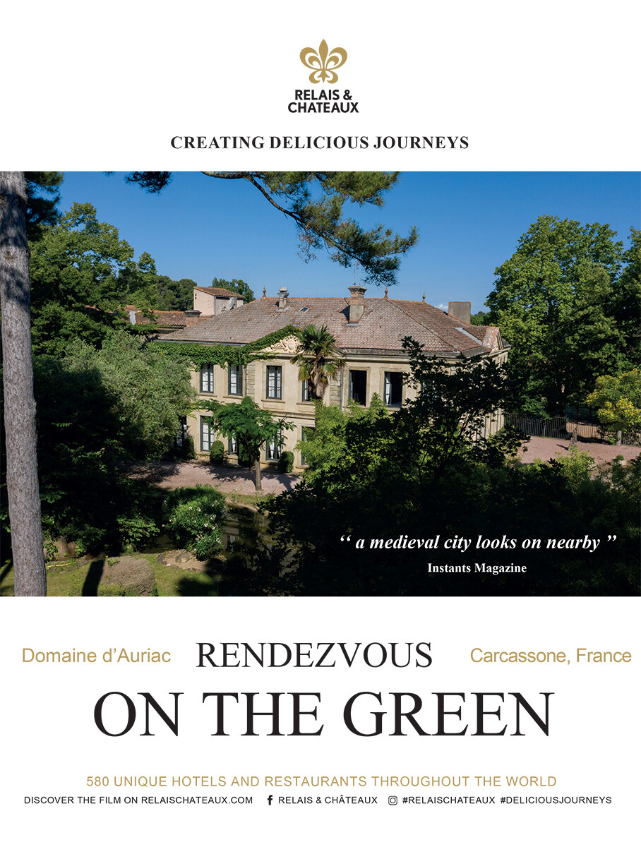 Rendezvous on the green