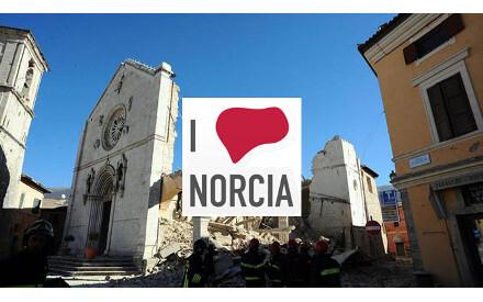 I love Norcia!