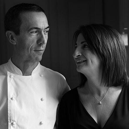 Ilario and Simonetta Mosconi