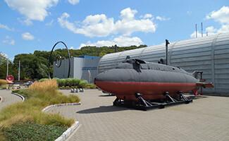 US Submarine Force Museum, Groton