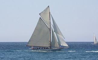 Les régates du Yacht Club Costa Smeralda