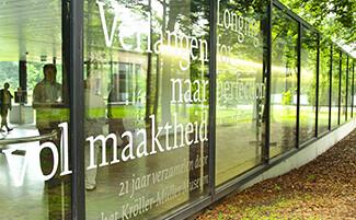 Les toiles de Van Gogh, Musée Kröller-Müller