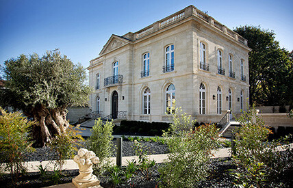 Bernard Magrez's Grande Maison in Bordeaux - double winner at the World Luxury Hotel Awards 2015