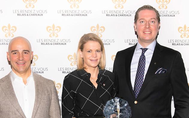 Glenmorangie Savoir-Faire Trophy : Famille Bareiss, Hôtel Bareiss, Forêt-Noire, Allemagne