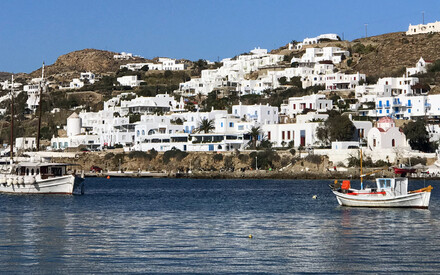 The true authenticity of Mykonos