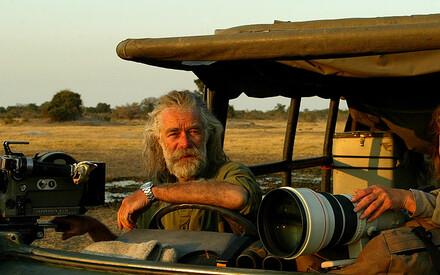Une vie à l'œuvre pour la protection|des espèces en Afrique