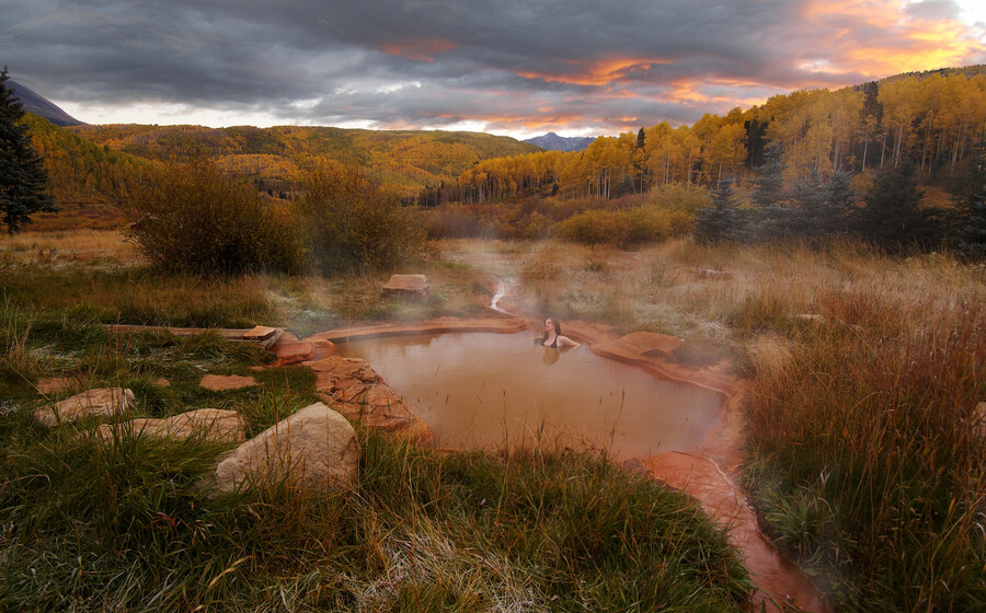 Thermal baths and hot springs