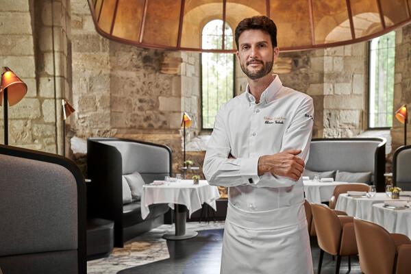 Olivier Valade - Restaurant La Chapelle - Château Saint_jean