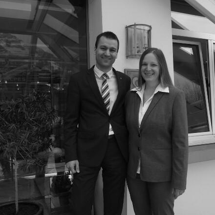 Antoine e Andrea Default
