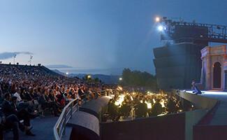 Festival Puccini, Torre del Lago