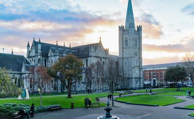 La cathédrale Saint-Patrick, chef d'œuvre gothique