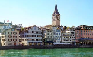 Artsy trendy Zurich