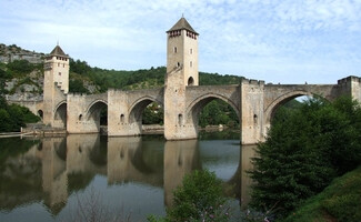 Cahors, cidade medieval