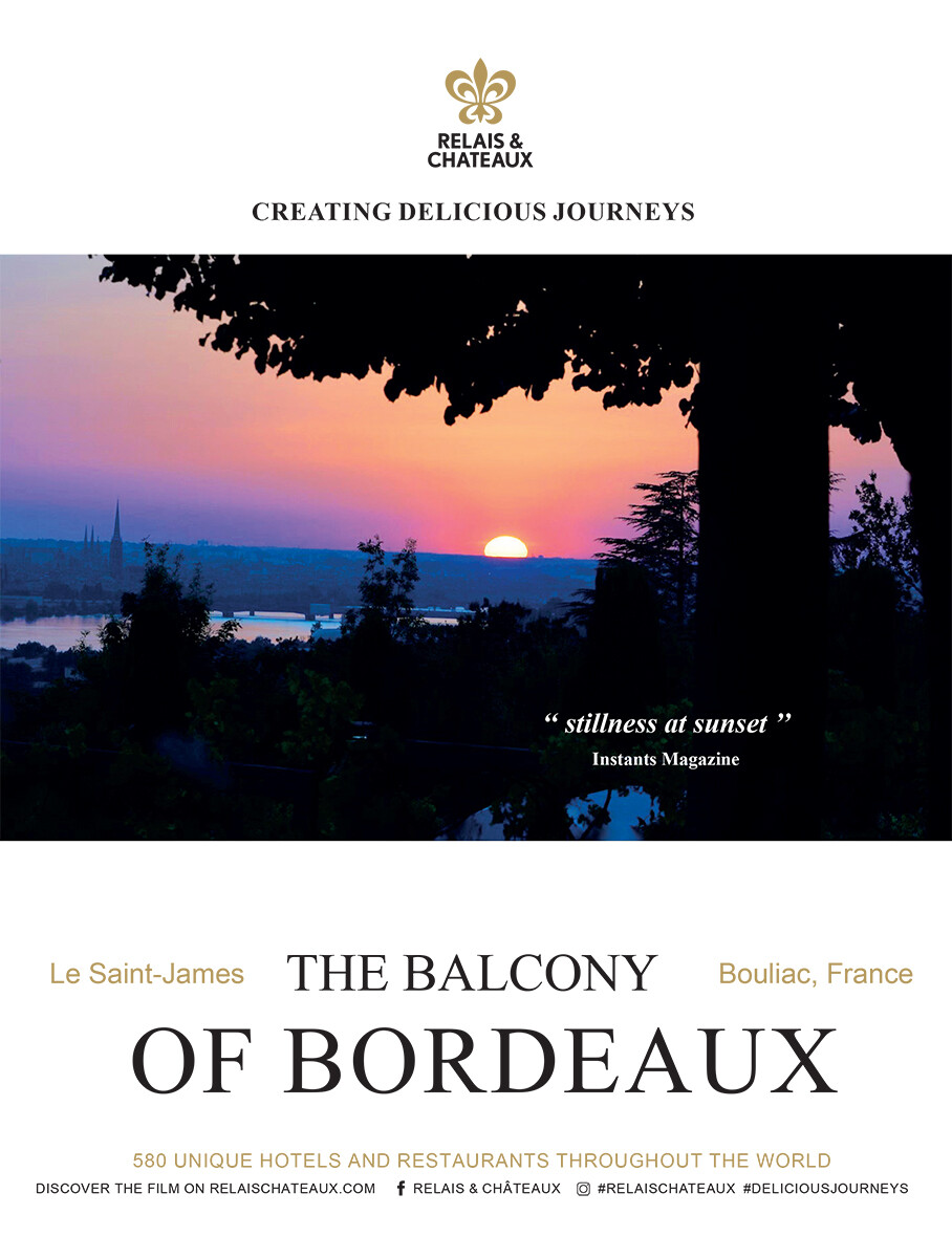The balcony of Bordeaux