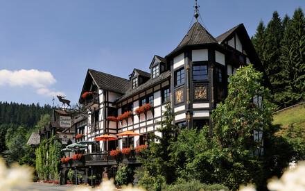 Hotel Jagdhof Glashütte