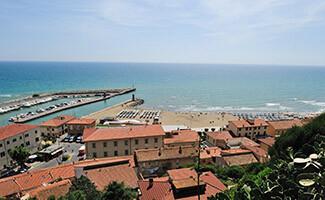 The Palio Marinaro of Castiglione della Pescaia