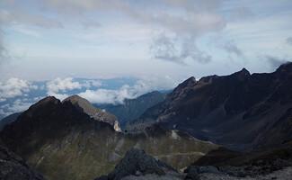 Climbing Guagua Pichincha