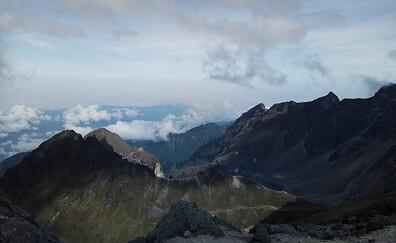 Gravir le Guagua Pichincha