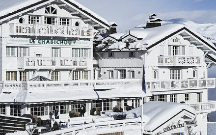 Hôtel Le Chabichou Restaurants & Spa