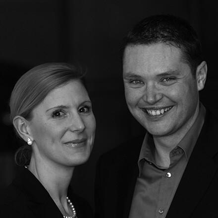 Jan-Andreas Stiller et Heike Schmidt