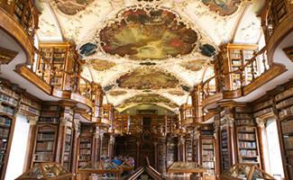Stiftsbibliothek, St. Gallen