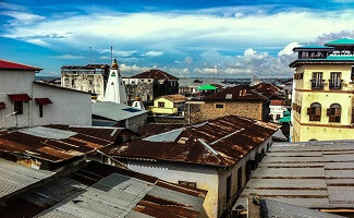 Meander around the alleyways of Stone Town, Zanzibar