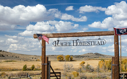 Magee Homestead: Rewriting | the Rules of Wyoming Luxury