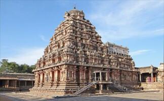 Besichtigung der Tempel Chola, Darasuram und Gangaikondacholapuram
