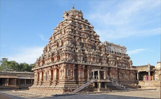 Visit the Chola temples, Darasuram and Gangaikondacholapuram