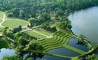 Os Jardins do Middleton Place, Charleston, Carolina do Sul