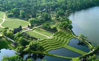 I giardini del Middleton Place, Charleston, South Carolina