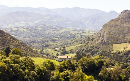 Green road-trip in Asturias