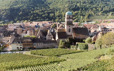 Le Chambard: |Alsace…quite naturally