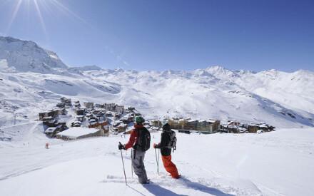 Skifahren in Frankreich? Relais & Châteaux am Fuße der Pisten: der Gipfel des Genusses!
