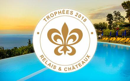 Trophées Relais & Châteaux 2018 : nos établissements récompensés