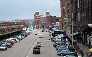 Strip District, Pittsburgh, Pennsylvanie