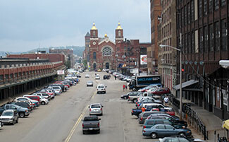Strip District, Pittsburgh, Pennsylvania