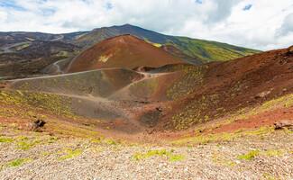 Climb the slopes of Mt. Etna