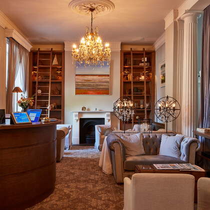 Lympstone Manor Hotel, Restaurant and Vineyard