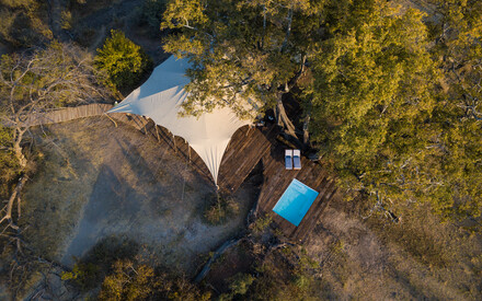 Tembo Plains Camp
